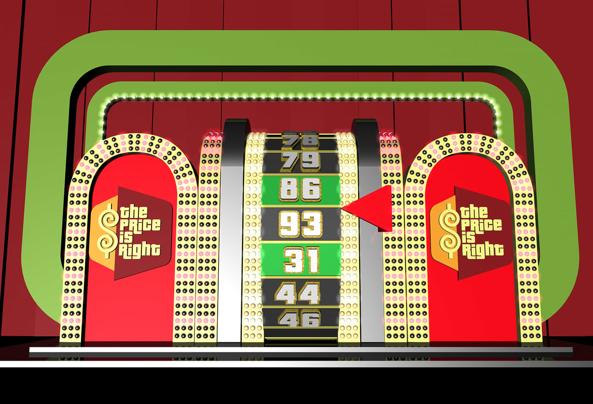 The Price is Right  – Part 2