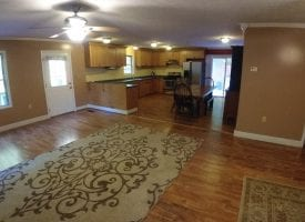 Quiet Country Log Cabin – Wardensville, WV
