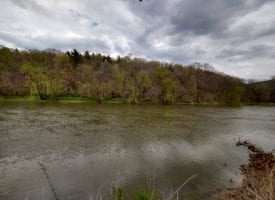 Cacapon River Lot For Sale – Unrestricted!