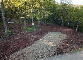 FRESHLY INSTALLED DRIVEWAY – JUST NEEDS YOUR NEW HOME!