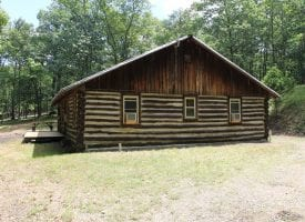 RARE FIND – RUSTIC LODGE ON 127 ACRES